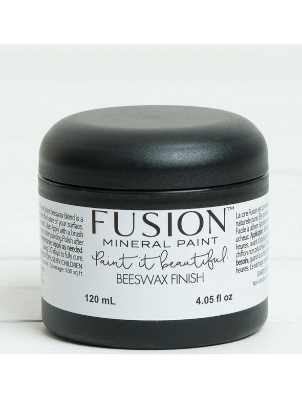 Fusion - Beeswax Finish