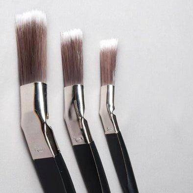 Cling-on Bent Brushes (Available in 3 sizes)