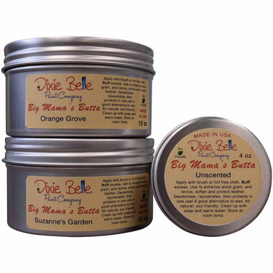 Big Mumma's Butta - UNSCENTED (4oz, 10oz)