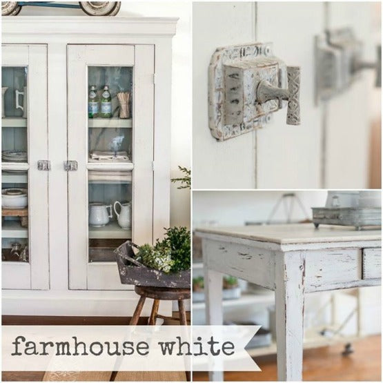 Farm House White