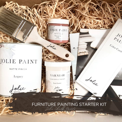 CHALK PAINT STARTER KIT
