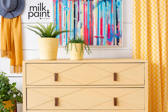 MOD MUSTARD - Milk Paint by Fusion