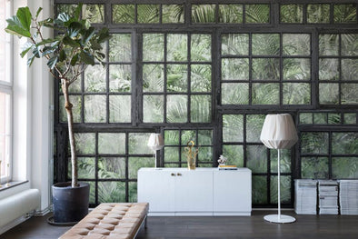 Jardin, Black Window Frames