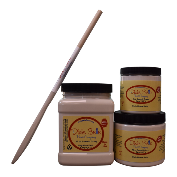 SAWMILL GRAVY - Dixie Belle Chalk Mineral Paint