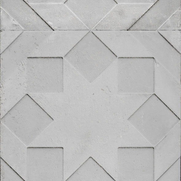 Star Moulded Concrete Blocks