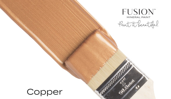 Fusion Metallic - Copper