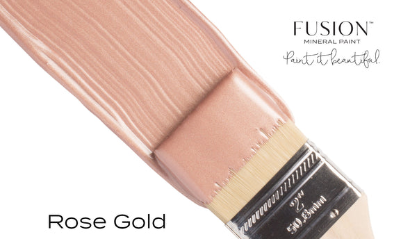Fusion Metallic - Rose Gold
