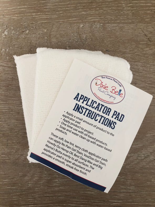 Dixie Belle Applicator Pads
