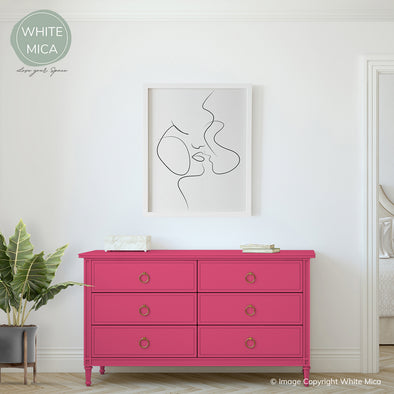 PEONY - Dixie Belle Chalk Mineral Paint