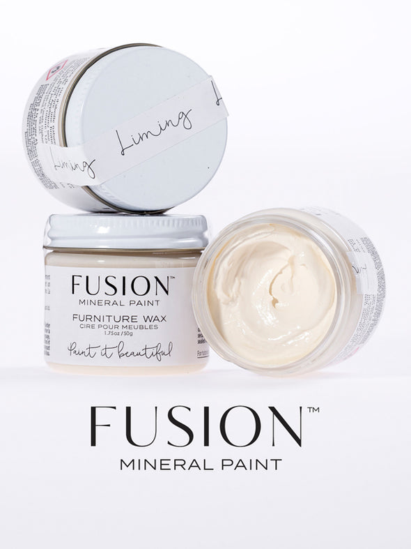 Fusion Furniture Waxes (Available in 5 colours)