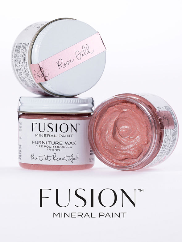 Fusion Metallic Waxes (Available in 3 colours)