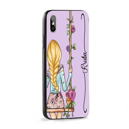 Swing Girl Name Protective Case