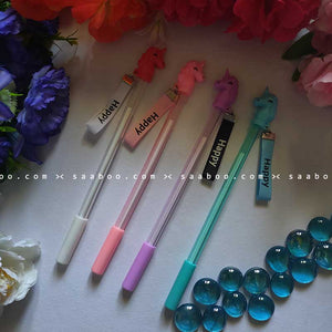 Unicorn Ball Pen Set