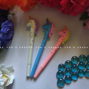 Unicorn Gel Pen Set