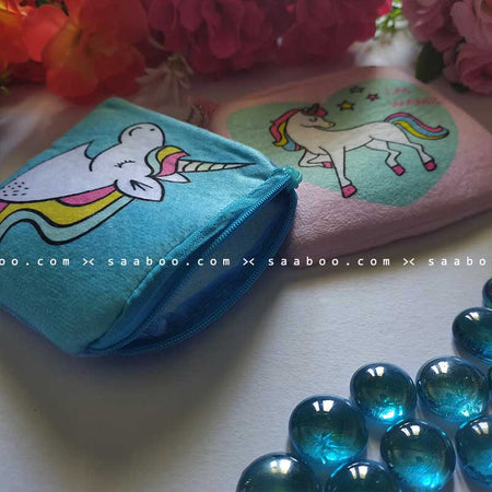 Unicorn Coin Pouches Combo 1