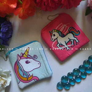 Unicorn Coin Pouches Combo 2