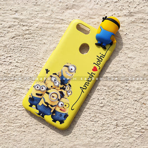 Toy Case - saaboo - Minion Toy and Minions Wave Name Case