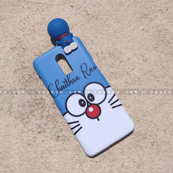 Toy Case - saaboo - Doraemon Toy And Doraemon Name Case