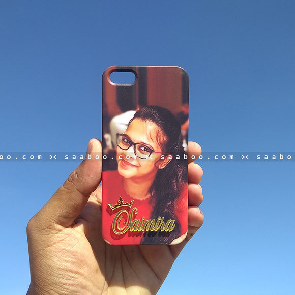 4D Case - saaboo - 4D Case with Your Photo