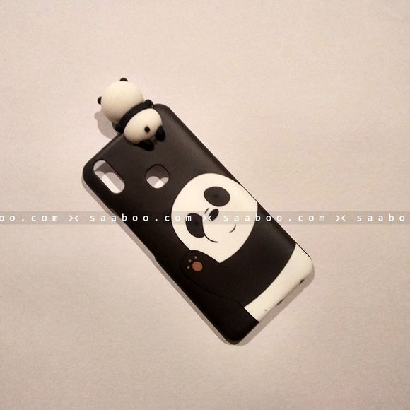 Toy Case - saaboo - Panda Toy and Hi Panda Case