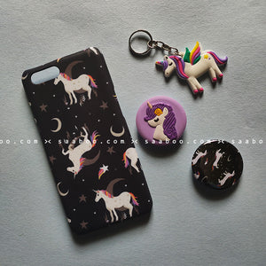 Accessories - saaboo - Unicorn Black Case Combo 2