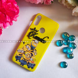 4D Case - saaboo - 4D Case Minions with Name