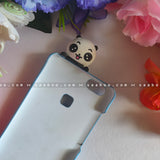 Toy Case - saaboo - Panda Toy and 4D Name Pandas Blue Case