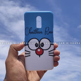Case - saaboo - Doraemon with Name Print