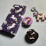 Accessories - saaboo - Unicorn Dark Blue Case Combo 2