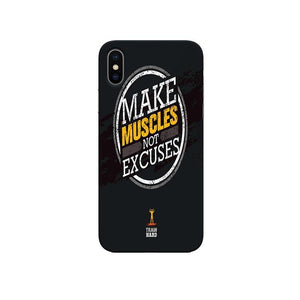 Hard Case - saaboo - Gym Quotes case