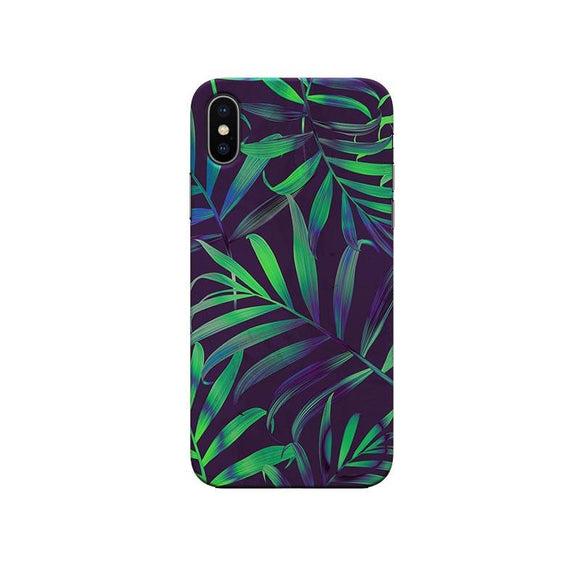 Hard Case - saaboo - Thug leaf case