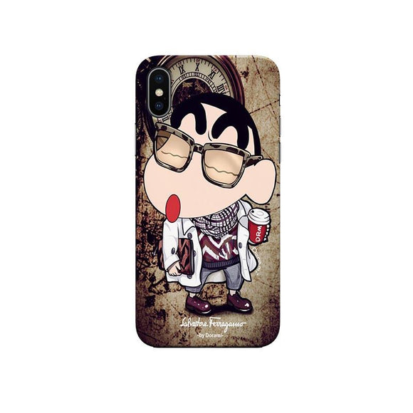 Hard Case - saaboo - Shinchan fun case