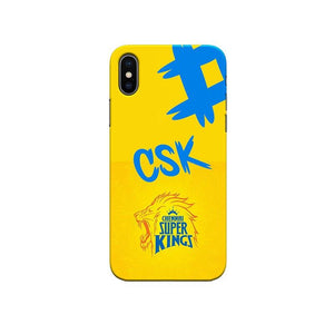 Hard Case - saaboo - CSK yellowarmy case