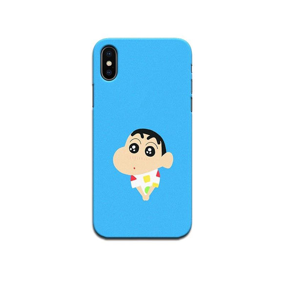 Hard Case - saaboo - Shinchan cute case