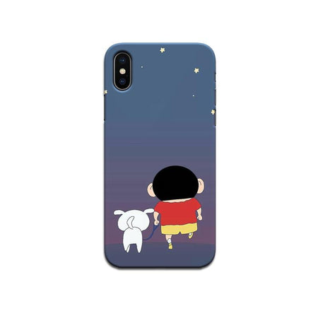 Hard Case - saaboo - Shinchan walk case