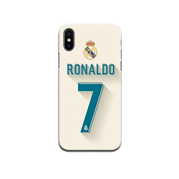 Hard Case - saaboo - Ronaldo back case