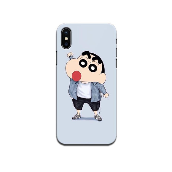 Hard Case - saaboo - Shinchan happy case