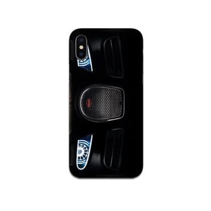 Hard Case - saaboo - Bugatti black swag car case
