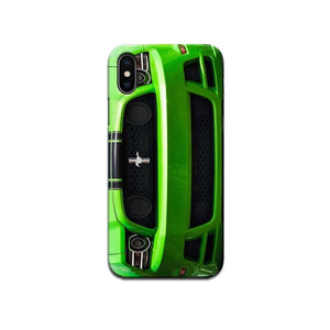 Hard Case - saaboo - Mustang green swag car case