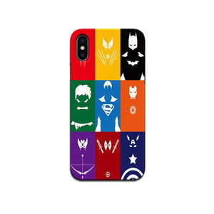 Hard Case - saaboo - Superhero case