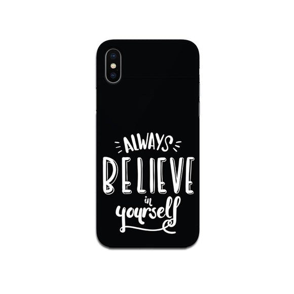 Hard Case - saaboo - Believe case