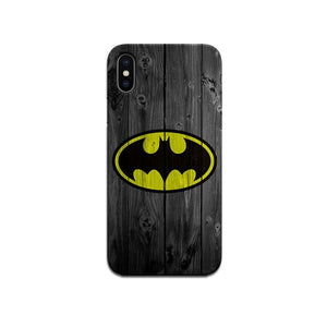 Hard Case - saaboo - Wooden Batman Art