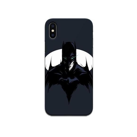 Hard Case - saaboo - Black and White Batman