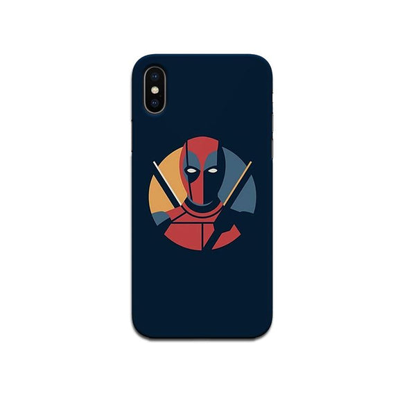 Hard Case - saaboo - Color Deadpool