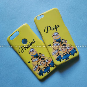 Couple Cases - saaboo - Couple Cases Minion Name1