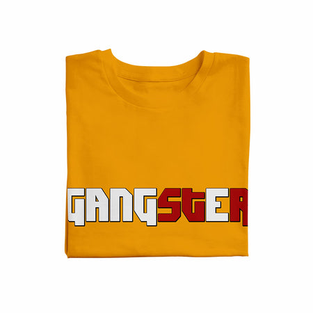 Gangster yellow Unisex T-Shirt