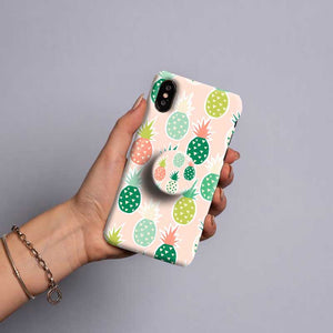 Gripper Case With Pineapple