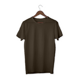 Olive green solid Unisex T-Shirt
