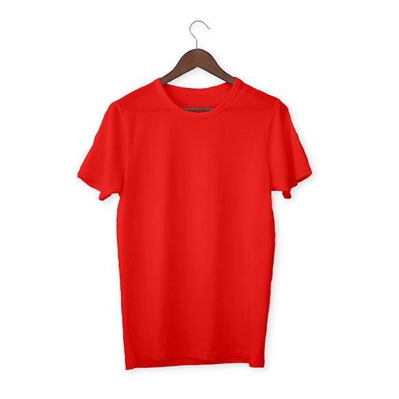 Red solid Unisex T-Shirt