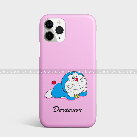 Cute Doraemon Case With Name